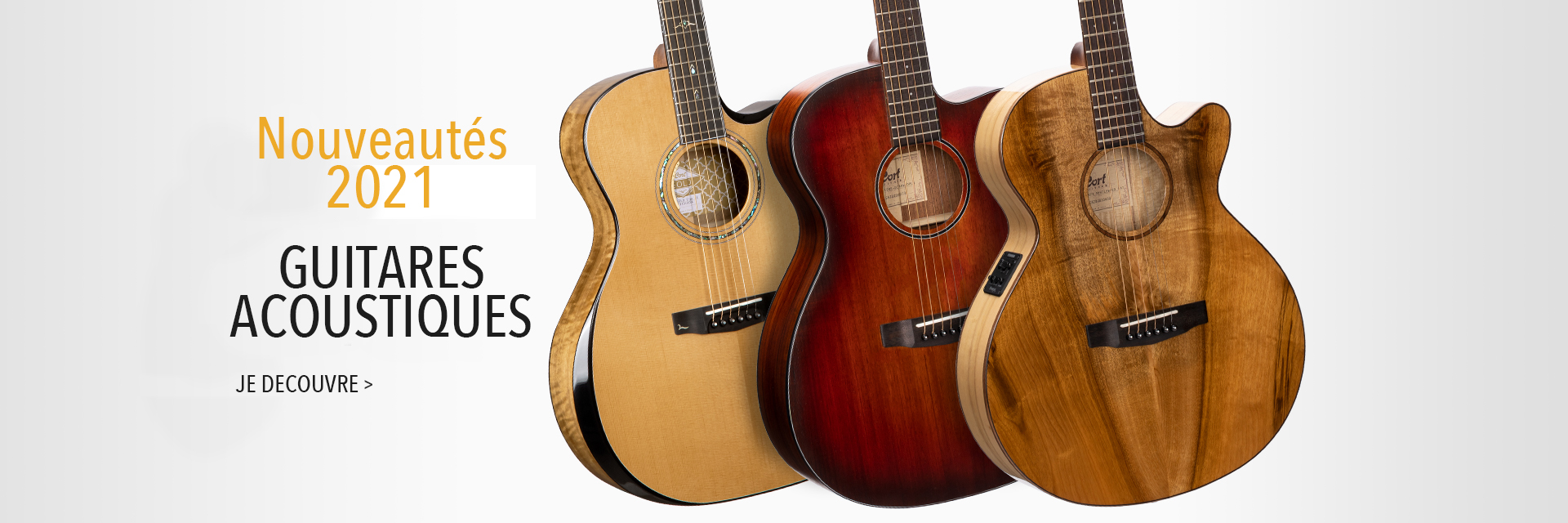New for 2021 | Acoustic Guitar