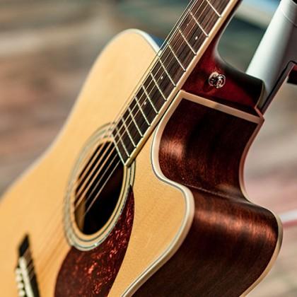 Cort MR710F Natural Satin Guitar