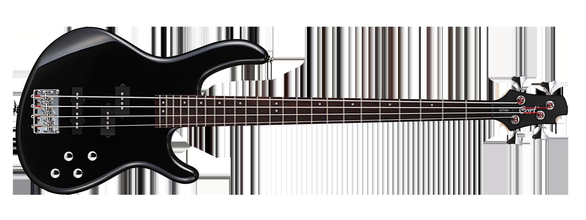 Action Bass Plus BK