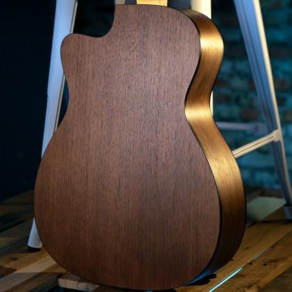 Cort Core Spruce Open Pore Trans Black Guitar