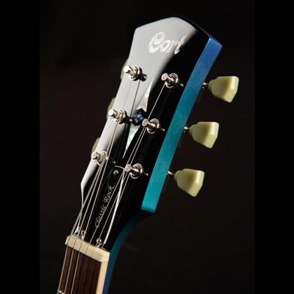 Cort CR200 Flip Blue Guitar